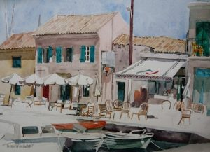 Teresa Winchester - Paxos Harbour