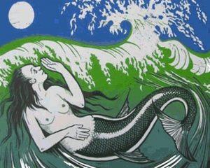 Teresa Winchester Cards - The Little Mermaid