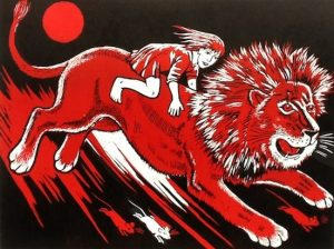 Teresa Winchester cards - The Red Lion