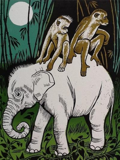 Teresa Winchester - The White Elephant