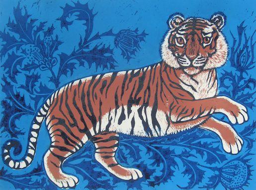Teresa Winchester - Tipus Tiger