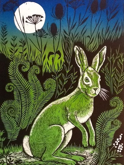 Teresa Winchester - Witch Hare