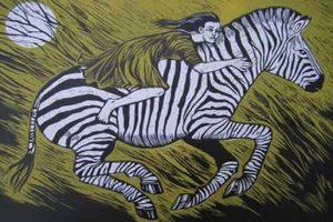 Teresa Winchester - Zebra Race
