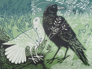 Teresa Winchester - The Raven and the Dove