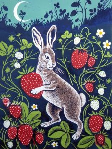 Teresa Winchester - The strawberry Theif