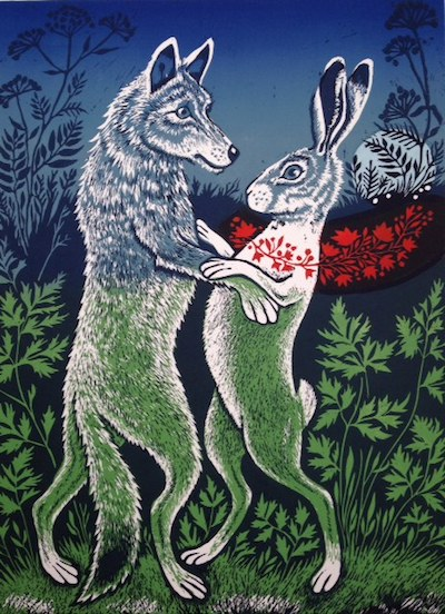 Teresa Winchester - Waltzing with a wolf
