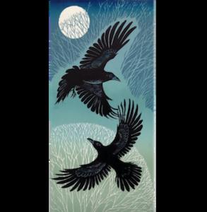 Ravens winter