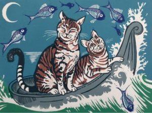 Teresa Winchester - The Cat's dream