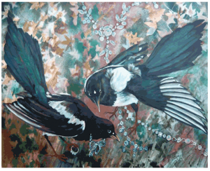 The Thieving Magpies