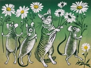 Teresa Winchester Dawdling with Daisies